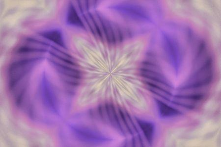 unevenly: Purple Mutation Stock Photo