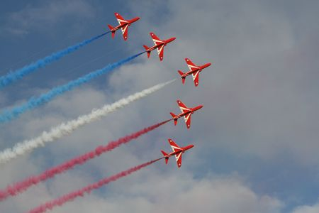 jets: Red Arrows Show