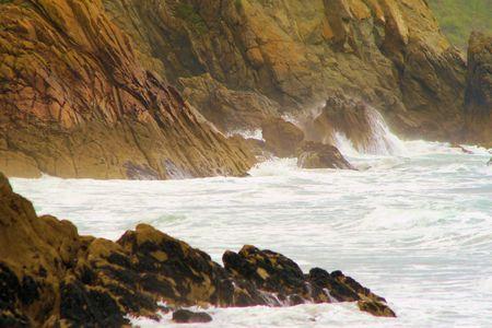 swell: Sea Swell Stock Photo