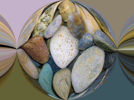 Modern Pebbles photo