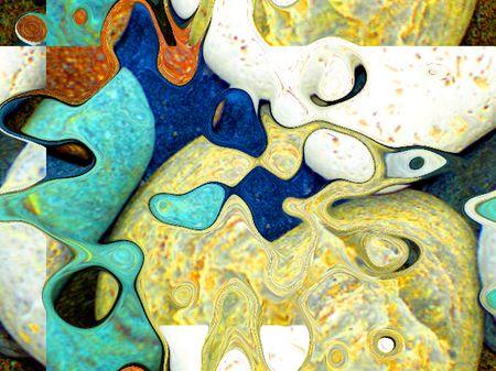Pebbles Impression