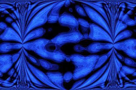 Blue Lighting photo