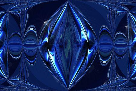 Blue Art photo