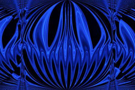 Blue Black Image photo