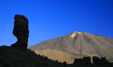 sunup: Mount Teide