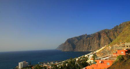 Tenerife Coastline photo
