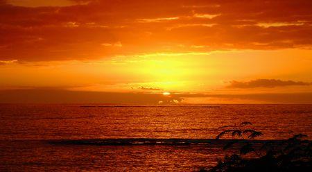 canarias: Tenerife Sunset