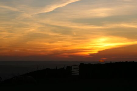 Daybreak photo