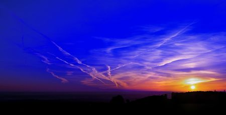 sunup: Sunrise Stock Photo