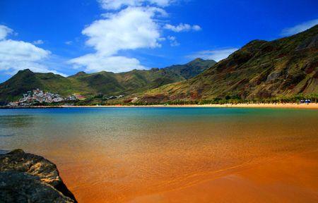 Atlantic Ocean Tenerife