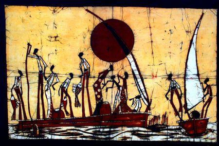 African Art Banque d'images