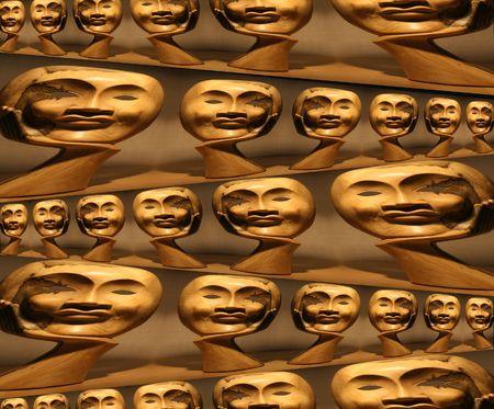 Many Faces photo