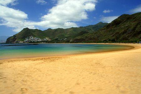canarias: Tenerife Beach