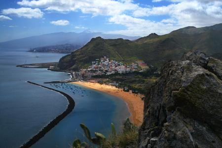 insignias: sureste de Tenerife