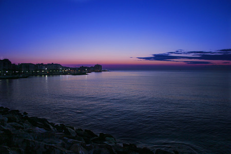 Mediterranean Coastline photo