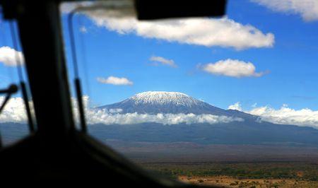 kilimanjaro: Kilimanjaro Window View
