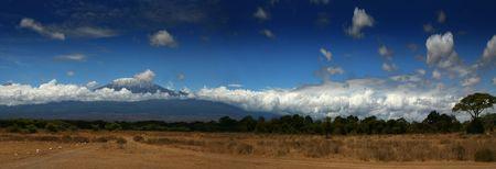 Kilimanjaro Mountain photo