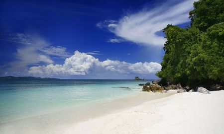 Kai Nok Beach Banque d'images