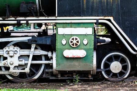 colorado railroad museum: train Stock Photo