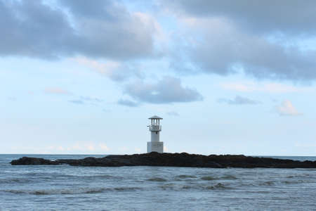 Lighthouse South of Thailand  photo