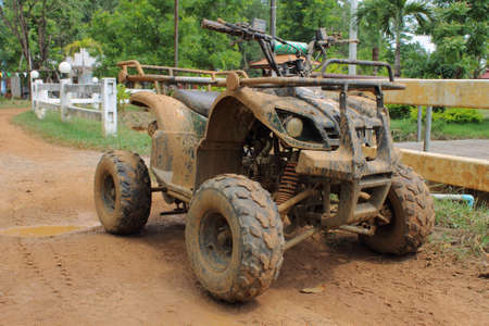 4-Wheel off road photo
