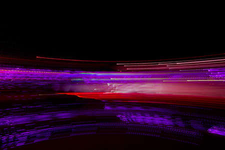 light streaks abstract background photo