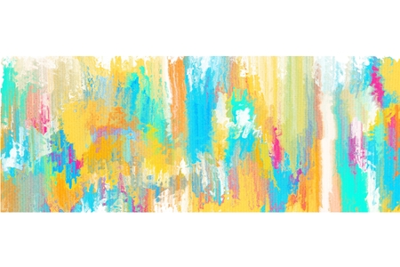 colorful abstract painting for background