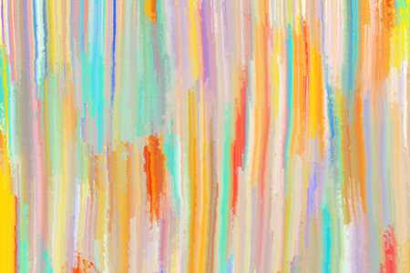 colorful abstract painting Banco de Imagens