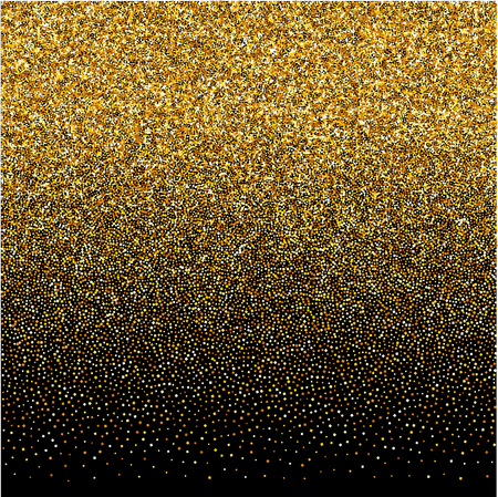 stochastic: vector background with gold gradient texture on black backdrop