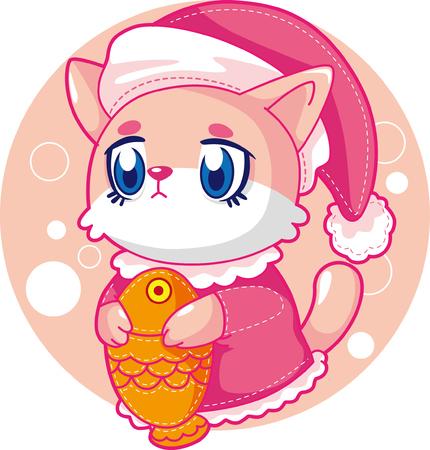 cartoon: Cartoon cat