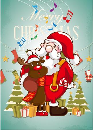 claus: Santa Claus Illustration