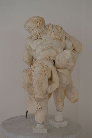 priestess: Museum of Carthage