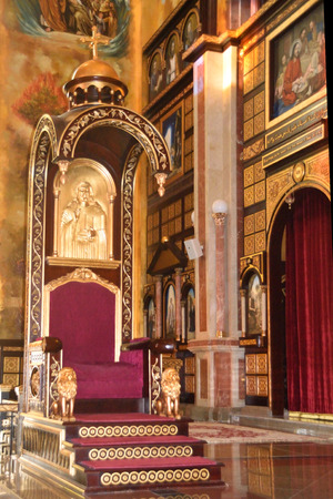 coptic orthodox: The Coptic Orthodox Church in Sharm El Sheikh