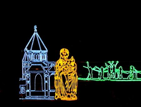 weeks: Lamp lighting festival, 66 Essen Light Weeks 2015