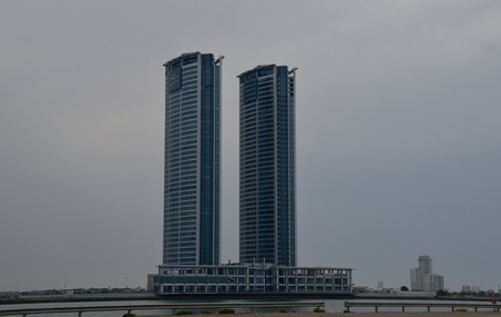 al: Skyscraper in Ras Al Khaimah, UAE