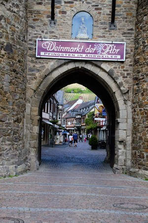 Ahrweiler, Rheinland-Pfalz, Duitsland