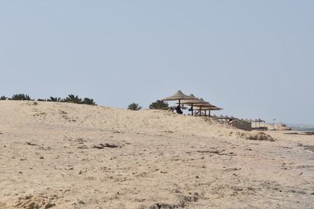 Marsa alam in egypt, Africa. Background, beach