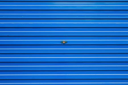 bluel roller shutter photo