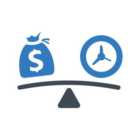 Fully editable Analysis debt risk icon for any use like print media, web, stock images, commercial use or any kind of design project.