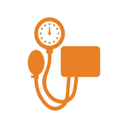 Blood Pressure Kit icon, vector graphics. Beautiful design and fully editable vector for commercial, print media, web or any type of design projects.