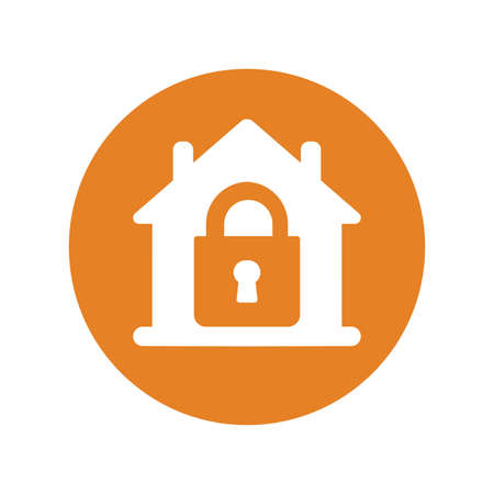 Home, loan, mortgage icon. Beautiful, meticulously designed icon. Well organized and editable Vector for any uses. Ilustração