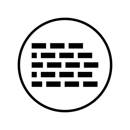Block, brick, wall icon. Beautiful design and fully editable vector for commercial, print media, web or any type of design projects.