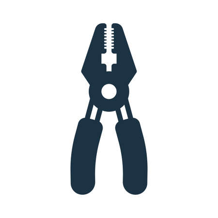 Repair Tool, Pliers Icon. Perfect for use in designing and developing websites, printed files and presentations, stock images, Promotional Materials or any type of design projects.
