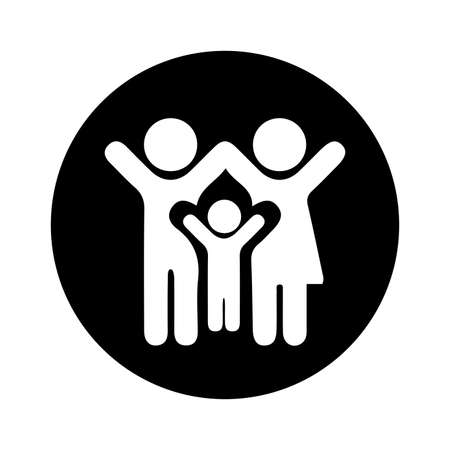 Children, family, parents icon. Beautiful design and fully editable vector for commercial, print media, web or any type of design projects.