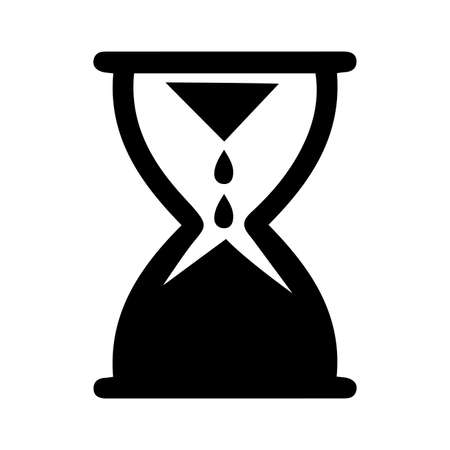 Deadline, hourglass, timer icon. Beautiful design and fully editable vector for commercial, print media, web or any type of design projects. 矢量图像