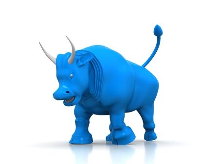 bearish business: Business bull