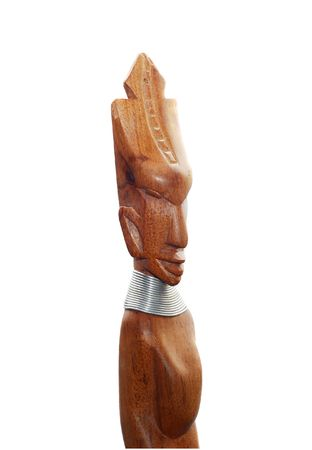 wooden statue Stock Photo - 4236650