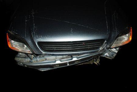 crashes: car crash