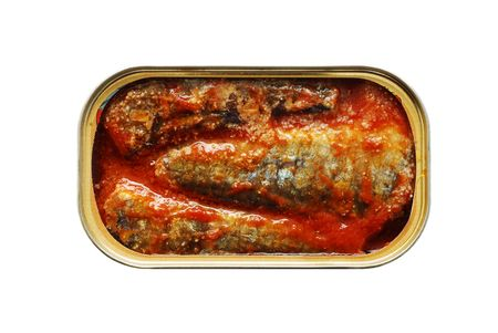 sardines: canned fish