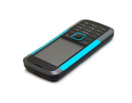 cell phone isolated Stock Photo - 5188434
